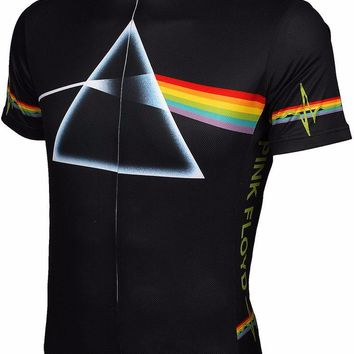 2017 Summer Pink Floyd Cycling Clothing Ropa Ciclismo Maillot Bicycle Wear Breathable Men's Cycling Jeresy MTB Bike Clothes