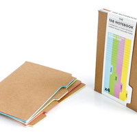 Tab Notebooks : Better Because Tabs Stand Out