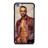 Criminal Minds Shemar Moore Actrees Iphone 6 Cases