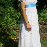 Regency Dress Jane Austen Pride and Prejudice by CosiBellaStitches