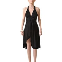 25% OFF The Convertible Little Black Dress with Asymmetrical Hem