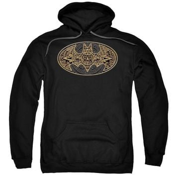 Batman - Aztec Bat Logo Adult Pull Over Hoodie