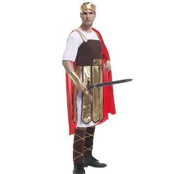 Adult  cosplay  Ancient  Roman  warrior  theme  costumes