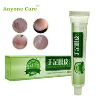 Anti Cracked Hands and Feet cracked Chinese Medical Ointment Hand Foot Skin Peeling Chapped Foot Cream Skin Care