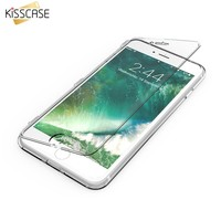 KISSCASE Surper Thin Full Protect Clear Case For iPhone 6 6S Plus 7 Plus Case TPU Silicon Flip Cover For iPhone 6 6S 7 4.7 & 5.5