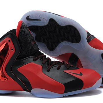 Nike LIL Penny Posite 630999-600 Men Basketball Shoe US 8-12
