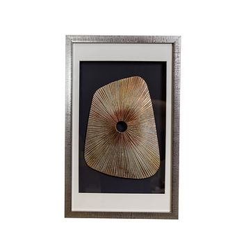 Shell Box Wall Art Decor