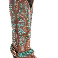 Cowgirl Kim Queen Bea Boots by Lane