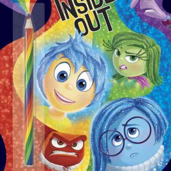Inside Out Color Plus Rainbow Pencil (Disney/Pixar Inside Out)