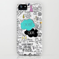 Fault in our Stars iPhone & iPod Case by Pink Berry Pattern