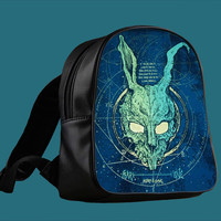 Donnie Darko s Frank for Backpack / Custom Bag / School Bag / Children Bag / Custom School Bag ***