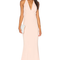JARLO Harper Dress in Peach | REVOLVE