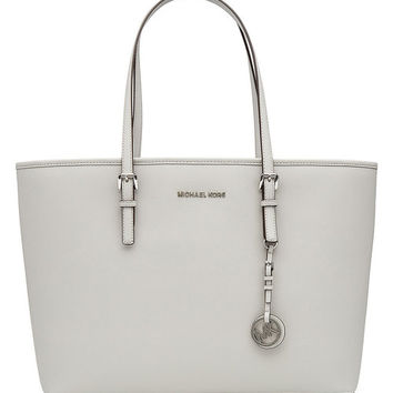 Jet Set Travel Leather Tote - Michael Michael Kors | WOMEN | GB STYLEBOP.COM