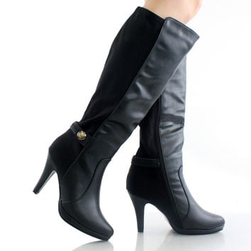 Milan Stretch  Boots
