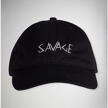 Savage Dad Hat - Spencer's