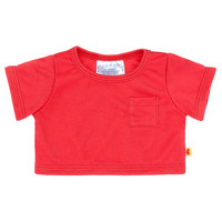 Red Pocket T-Shirt