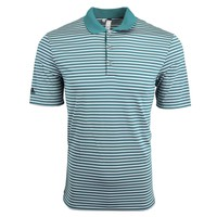 adidas Men's Performance 3 Color Stripes Polo Shirt