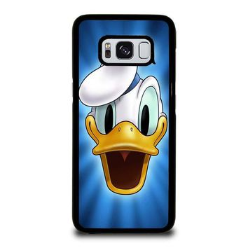 DISNEY DONALD DUCK Samsung Galaxy S3 S4 S5 S6 S7 Edge S8 Plus, Note 3 4 5 8 Case Cover