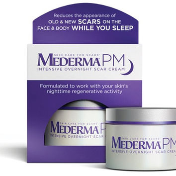Mederma PM Intensive Overnight Scar Cream, 1 Oz