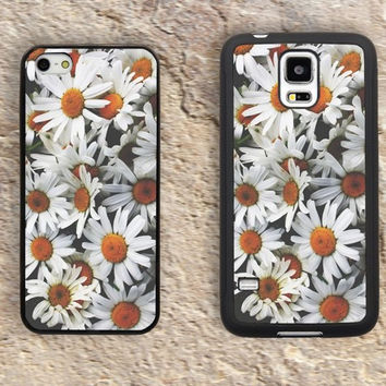 Hipster Daisy iPhone Case-Flower Patterns Floral iPhone 5/5S Case,iPhone 4/4S Case,iPhone 5c Cases,Iphone 6 case,iPhone 6 plus cases,Samsung Galaxy S3/S4/S5-283