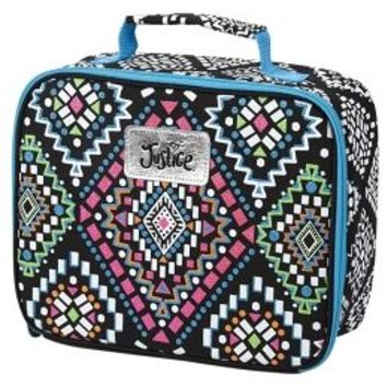 Tribal Print Lunch Tote | Girls School Supplies Accessories | Shop Justice