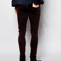 ASOS | ASOS Extreme Super Skinny Jeans In Acid Wash at ASOS