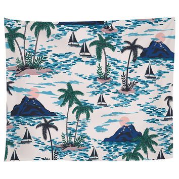 Swiss Family Robinson Tapestry