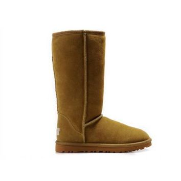 One-nice™ Ugg Boots Outlet Classic Tall 5815 Chestnut For Women 80 22