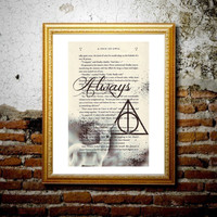 Snape's Always Silver Doe  Harry Potter book by HarryPotterPages
