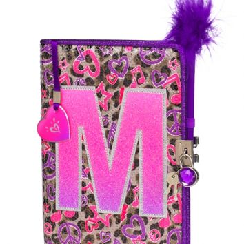 Cheetah Rock Initial Diary | Girls Backpacks & School Supplies Accessories | Shop Justice