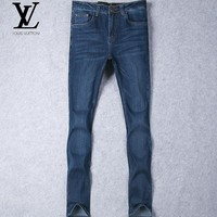 Boys & Men Louis Vuitton Pants Trousers Jeans