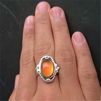 Mood Ring Changing Color Rings Temperature Ring