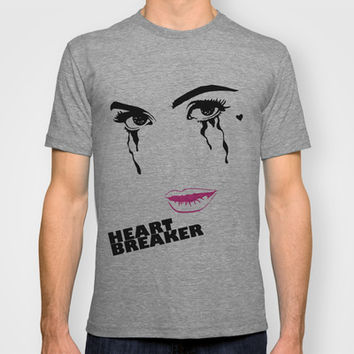 HEART BREAKER, marina & the diamonds T-shirt by Lovejonny