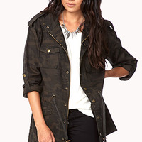Must-Have Camo Utility Jacket