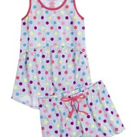 Multi Dot Pajama Set