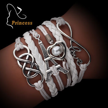 Charm Multilayer Bracelet