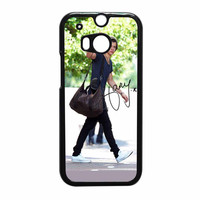 One Direction Harry Styles Hello HTC One M8 Case