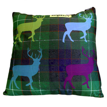 Hipster Cushion Cover - Four Stags