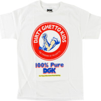 DGK 100% PURE SS L-WHITE