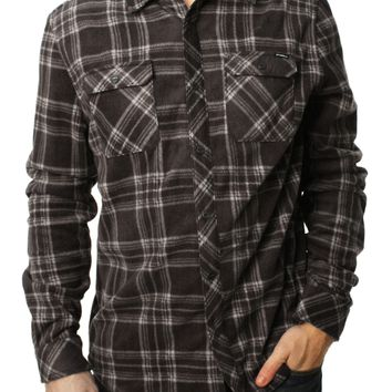 O'Neill Men's Glacier Plaid Button Down Shirt