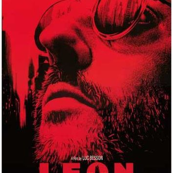 Leon The Professional Movie Poster 11x17