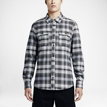 Nike SB Plaid Woven Men's Shirt