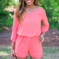 Strike A Pose Romper - Shop Lizard Thicket
