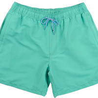 Southern Tide Weekend Swim Trunk- Lagoon