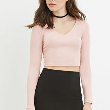 Tops - Tees + Tanks - Cropped   WOMEN   Forever 21