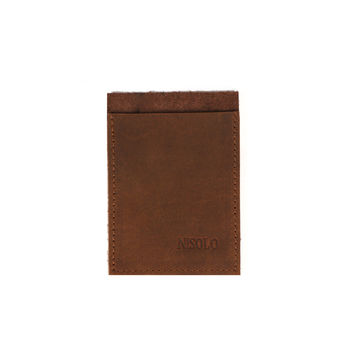 Card Holder Oak