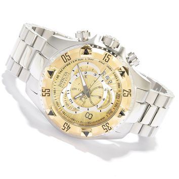Invicta Reserve Excursion Swiss Chronograph Mens Watch 11006