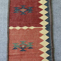 Handmade Vintage Oriental Rug Triest | Style and Decor