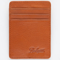 Bohnam Oxbox Mens Clip Wallet Tan One Size For Men 25399441201