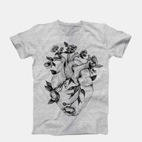 Heart Flower T-Shirt